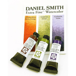 Secondary Edition 15ml - Set of 3, DANIEL SMITH Extra Fine Watercolors -