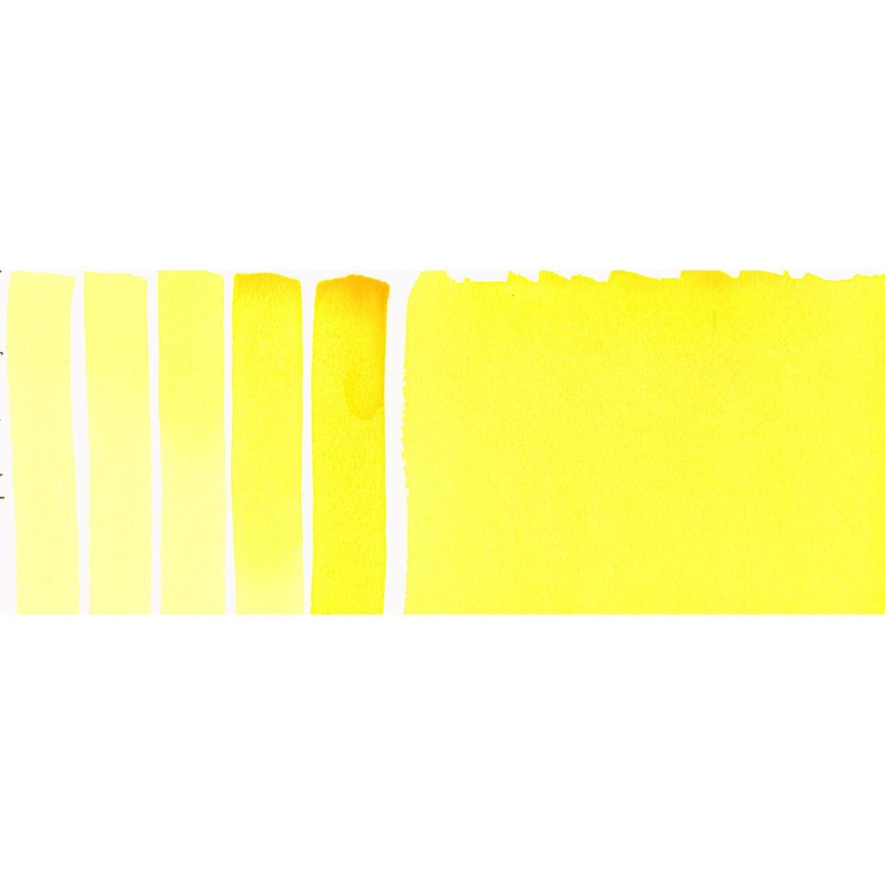 Aureolin - Cobalt Yellow, DANIEL SMITH Extra Fine Watercolors 5ml Tubes -