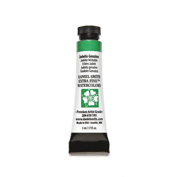 Jadeite Genuine (PrimaTek), DANIEL SMITH Extra Fine Watercolors 5ml Tubes -