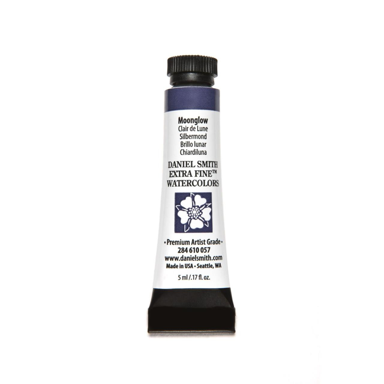 Moonglow, DANIEL SMITH Extra Fine Watercolors 5ml Tubes -