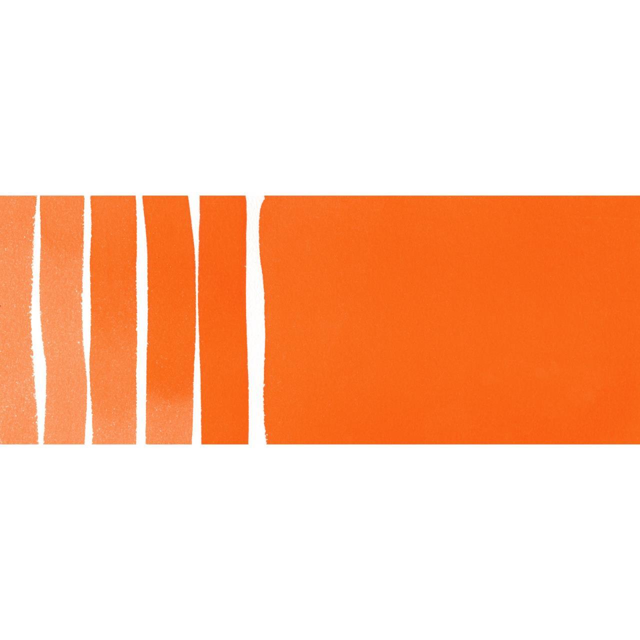 Pyrrol Orange, DANIEL SMITH Extra Fine Watercolors 5ml Tubes -