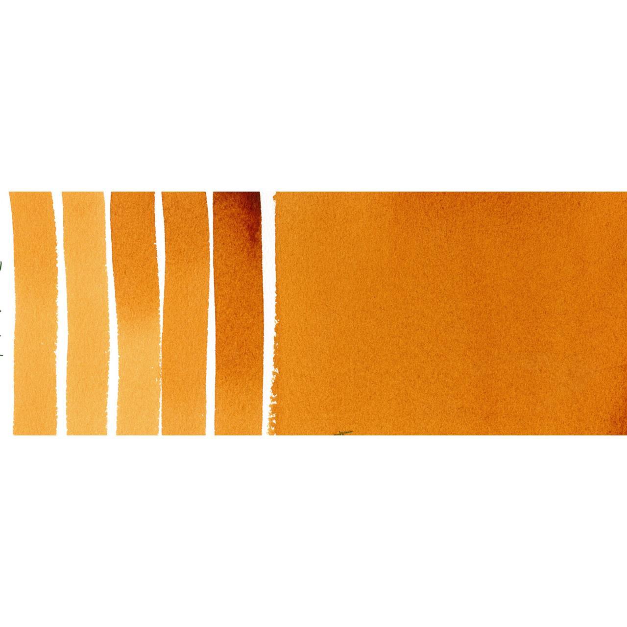 Quinacridone Deep Gold, DANIEL SMITH Extra Fine Watercolors 5ml Tubes -