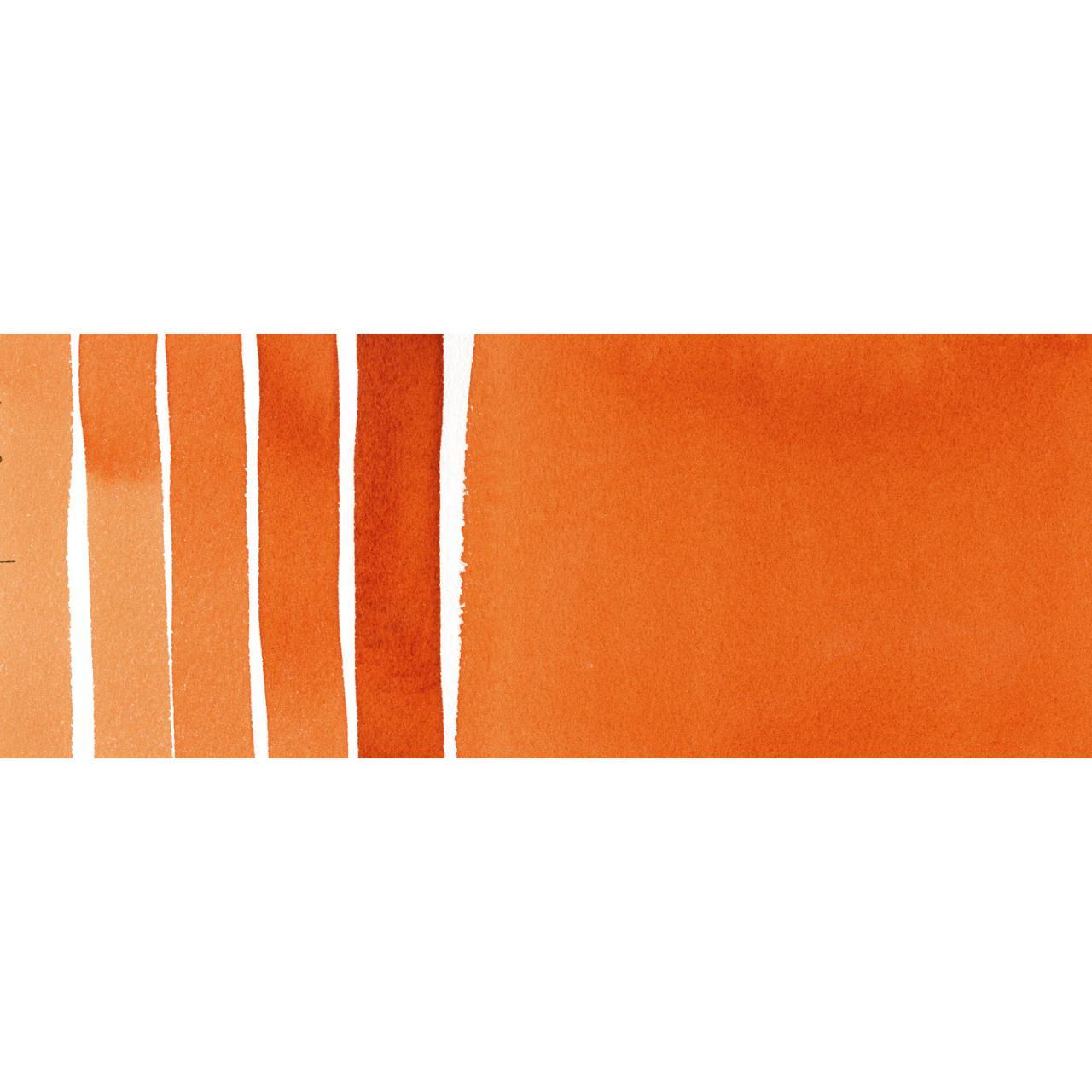 Quinacridone Sienna, DANIEL SMITH Extra Fine Watercolors 5ml Tubes -
