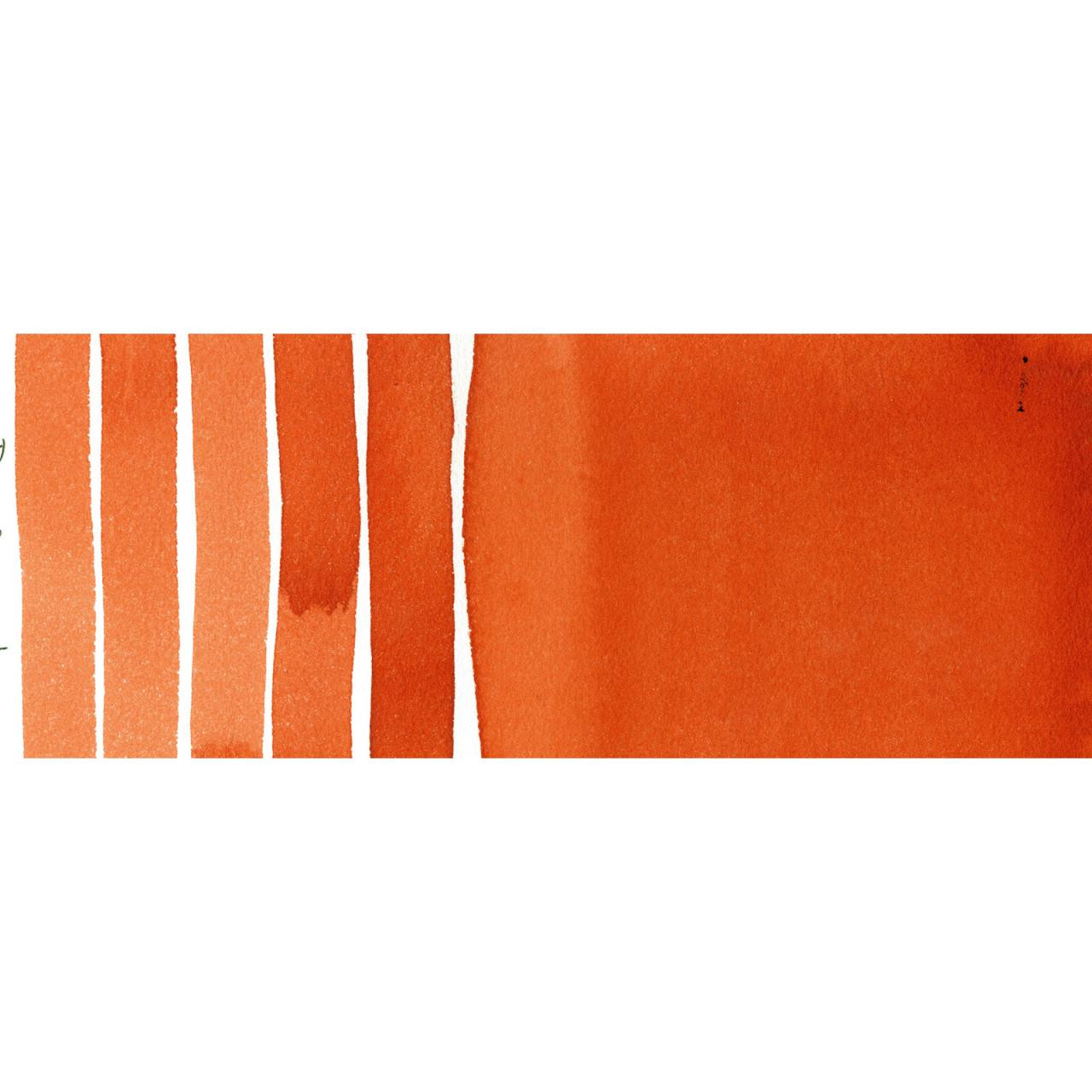 Transparent Pyrrol Orange, DANIEL SMITH Extra Fine Watercolors 5ml Tubes -