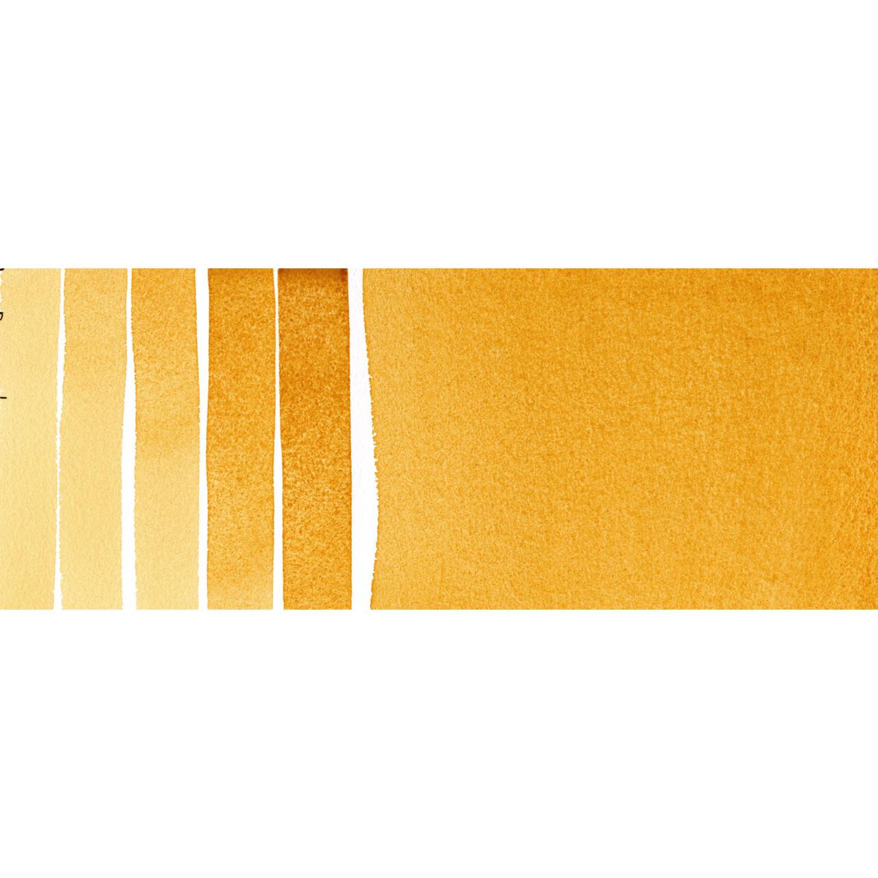 Yellow Ochre, DANIEL SMITH Extra Fine Watercolors 5ml Tubes -