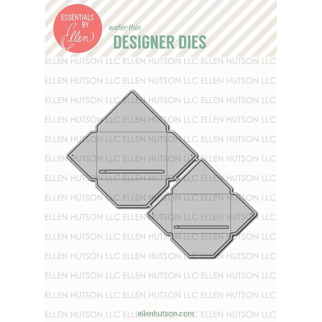 Envelope Sliders by Julie Ebersole, Essentials by Ellen Designer Dies -