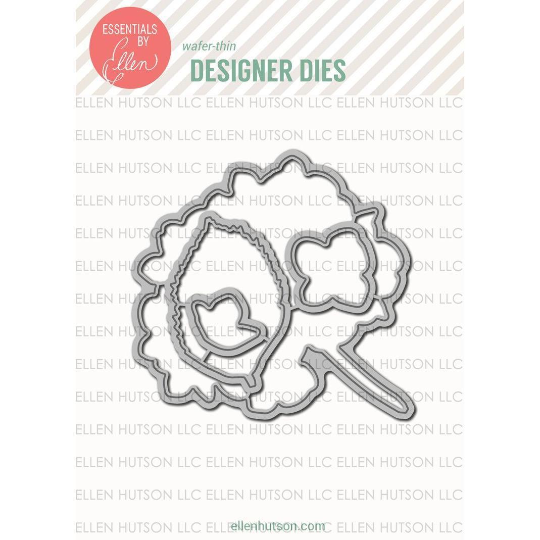 Mondo Hydrangea by Julie Ebersole, Essentials by Ellen Designer Dies -