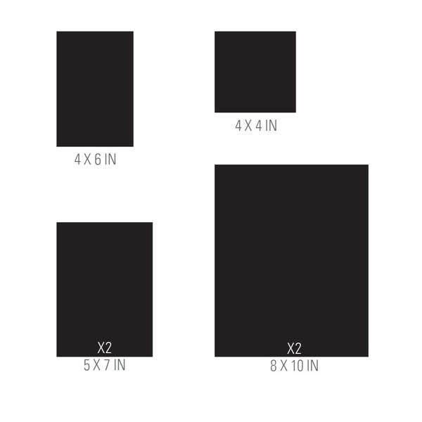 Minc Toner Sheets Multi Pack, Heidi Swapp -