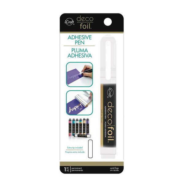 iCraft Deco Foil Adhesive Pen -