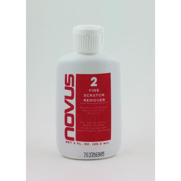 Fine Scratch Remover, Novus 2 Plastic Polish -