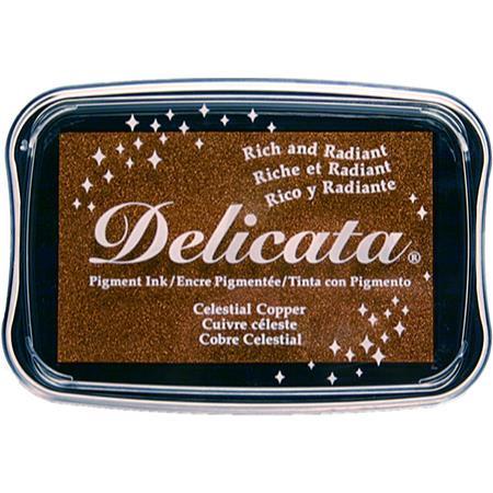 Delicata Ink Pad, Celestial Copper -