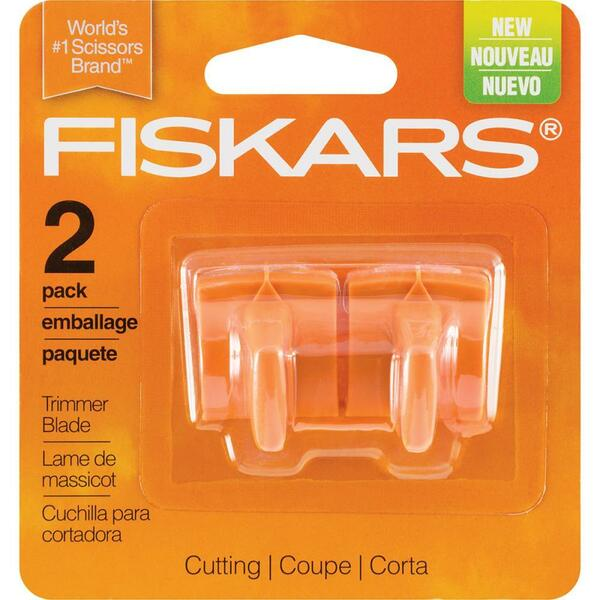 Reinforced Trimmer Blades, Fiskars -