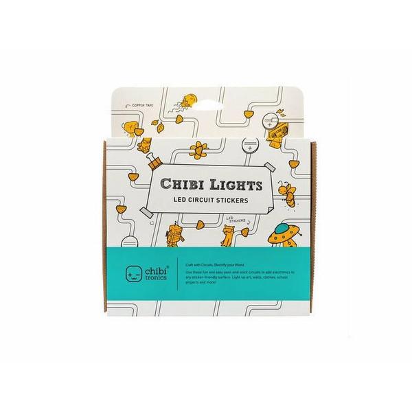 Chibi Lights Starter Kit (668133), Chibitronics -