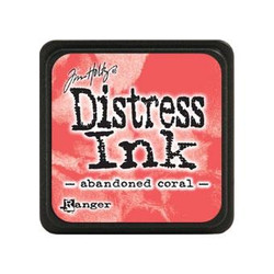 Abandoned Coral, Ranger Distress Mini Ink Pad -