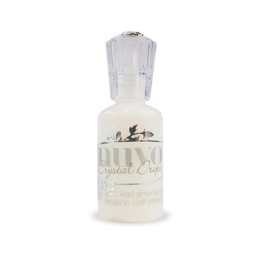 Tonic Nuvo Crystal Drops, Gloss White -