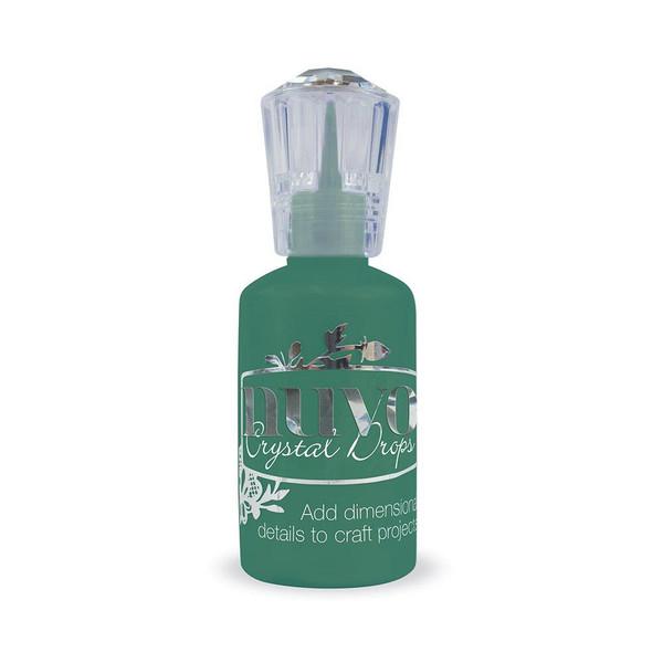 Tonic Nuvo Crystal Drops, Woodland Green Gloss -