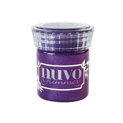 Tonic Nuvo Glimmer Paste, Amethyst Purple - 841686109560