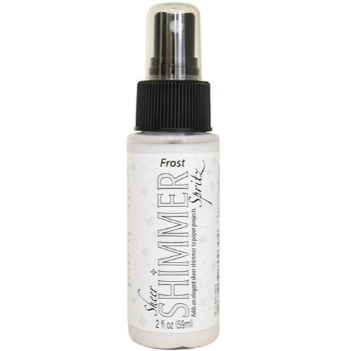 Sheer Shimmer Spritz, Frost -