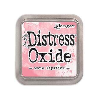 Ranger Distress Oxide Ink Pad, Worn Lipstick -