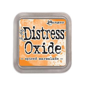 Ranger Distress Oxide Ink Pad, Spiced Marmalade -