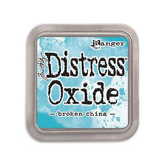 Ranger Distress Oxide Ink Pad, Broken China -