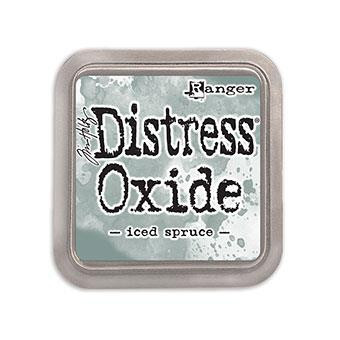 Ranger Distress Oxide Ink Pad, Iced Spruce -