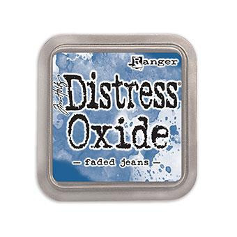 Ranger Distress Oxide Ink Pad, Faded Jeans -