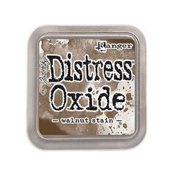 Walnut Stain Distress Oxide ink pad