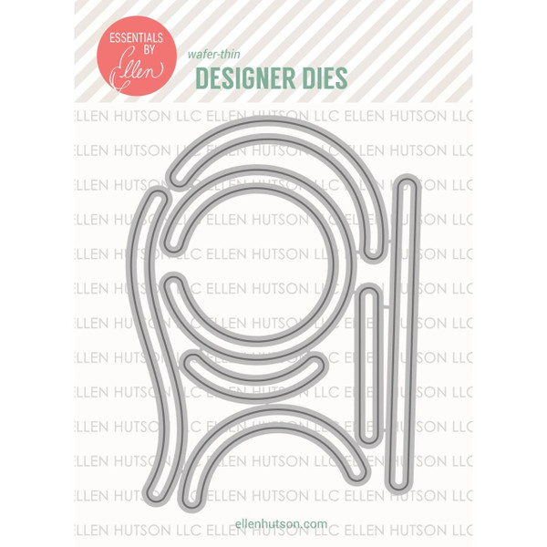 Essentials By Ellen Designer Dies, Swing N Slide By Julie Ebersole -