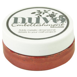 Tonic Nuvo Embellishment Mousse, Persian Red -