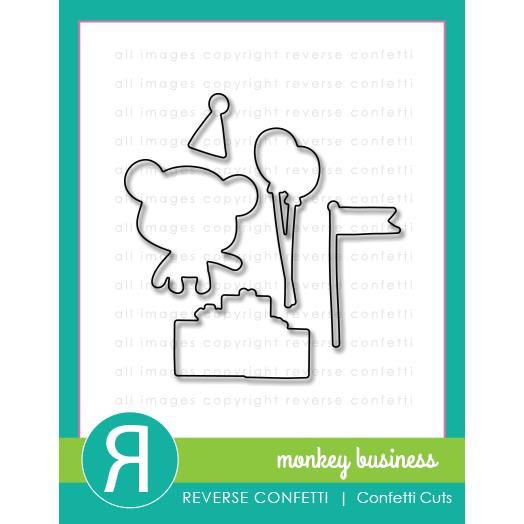 Reverse Confetti Cuts, Monkey Business -