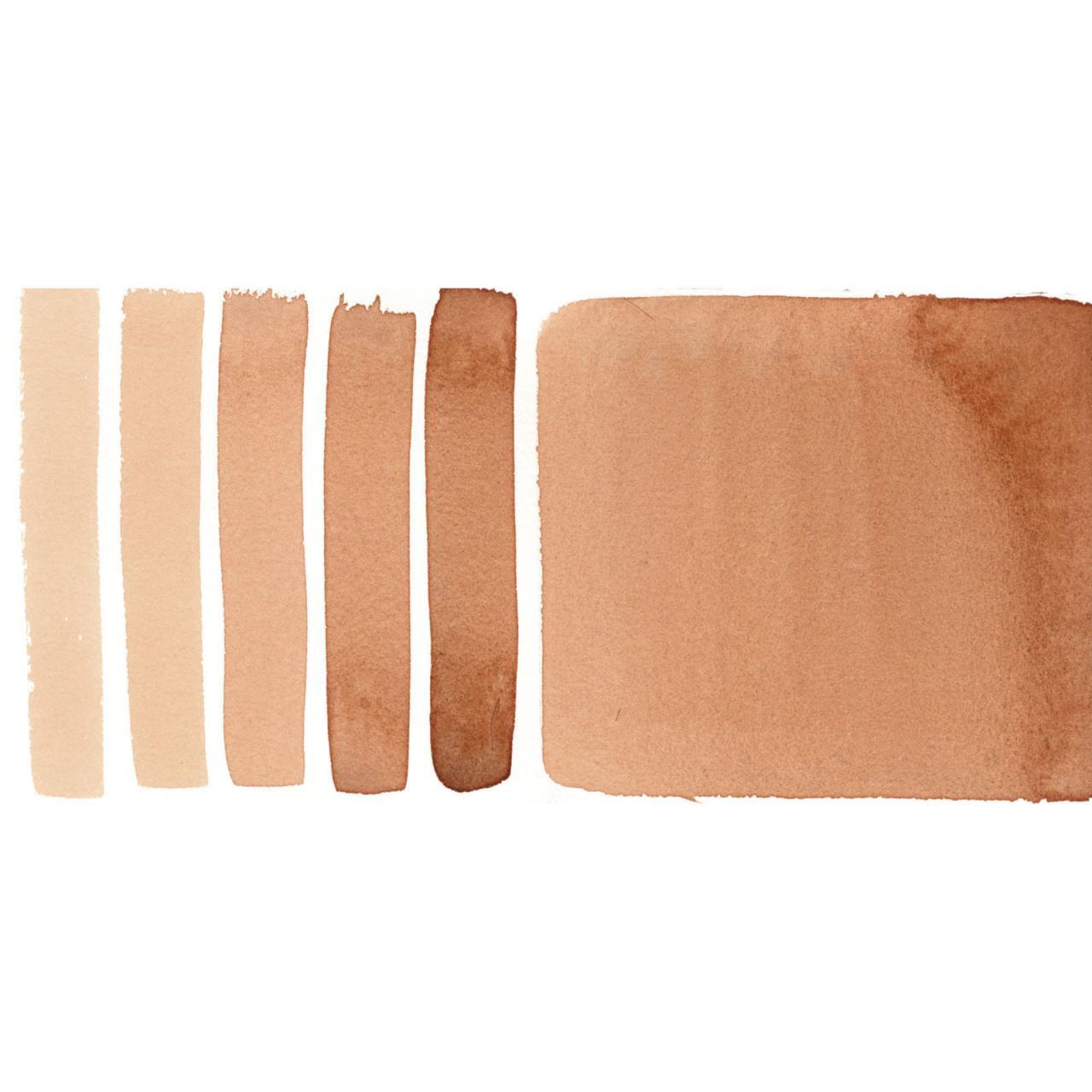 Burnt Sienna Light, DANIEL SMITH Extra Fine Watercolors 15ml Tubes - 743162033324