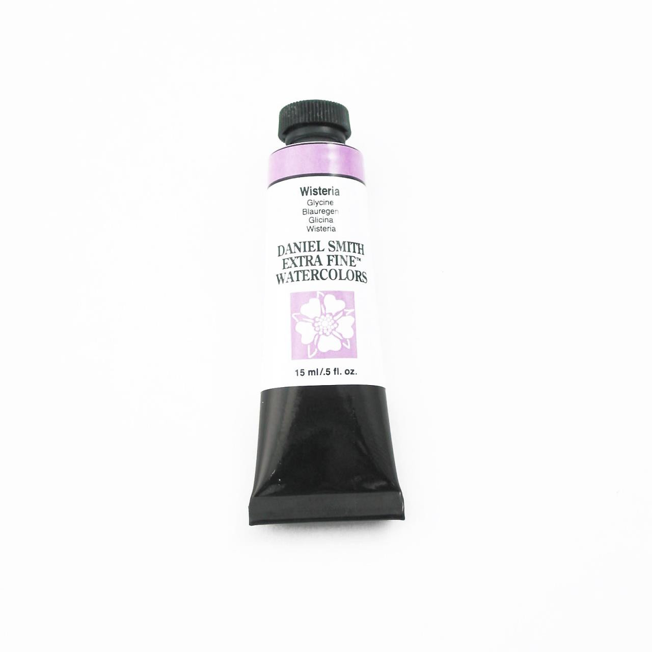 DANIEL SMITH Extra Fine Watercolors 15ml Tubes, Wisteria - 743162033331