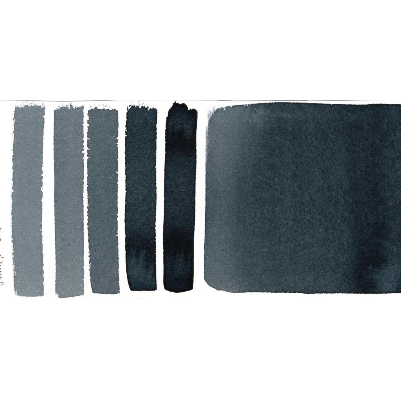Payne's Blue Gray, DANIEL SMITH Extra Fine Watercolors 15ml Tubes - 743162033379