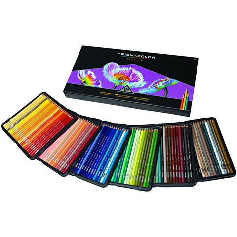 Prismacolor Premier Colored Pencils, Set of 150 - 50070735003848