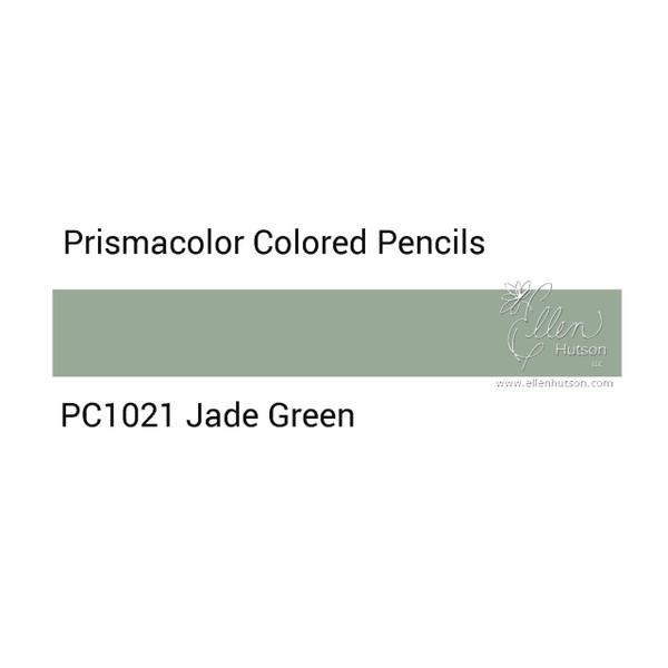 Prismacolor Premier Colored Pencils, Jade Green PC1021 - 070735034052