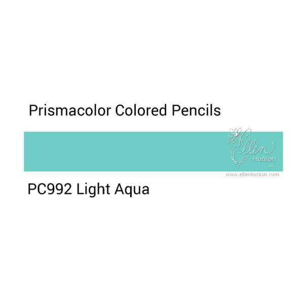 Prismacolor Premier Colored Pencils, Light Aqua PC992 - 070735033802