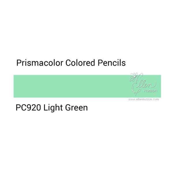 Prismacolor Premier Colored Pencils, Light Green PC920 - 070735026866