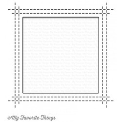My Favorite Things Die-Namics, Square Peek-a-Boo Window - 849923017524