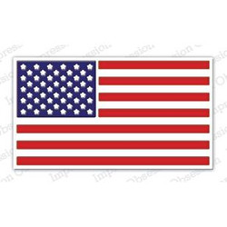 Impression Obsession Dies, US Flag - 848099055194