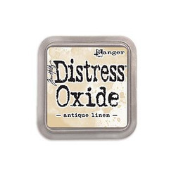 Antique Linen, Ranger Distress Oxide Ink Pad -