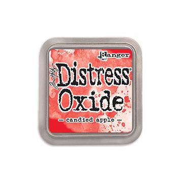 Candied Apple, Ranger Distress Oxide Ink Pad -