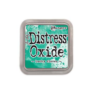 Ranger Distress Oxide Ink Pad, Lucky Clover - 789541056041