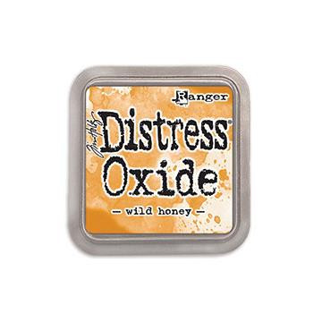 Ranger Distress Oxide Ink Pad, Wild Honey - 789541056348
