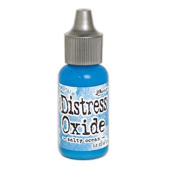 Ranger Distress Oxide Reinker, Salty Ocean - 789541057277
