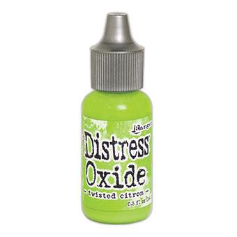 Ranger Distress Oxide Reinker, Twisted Citron - 789541057390