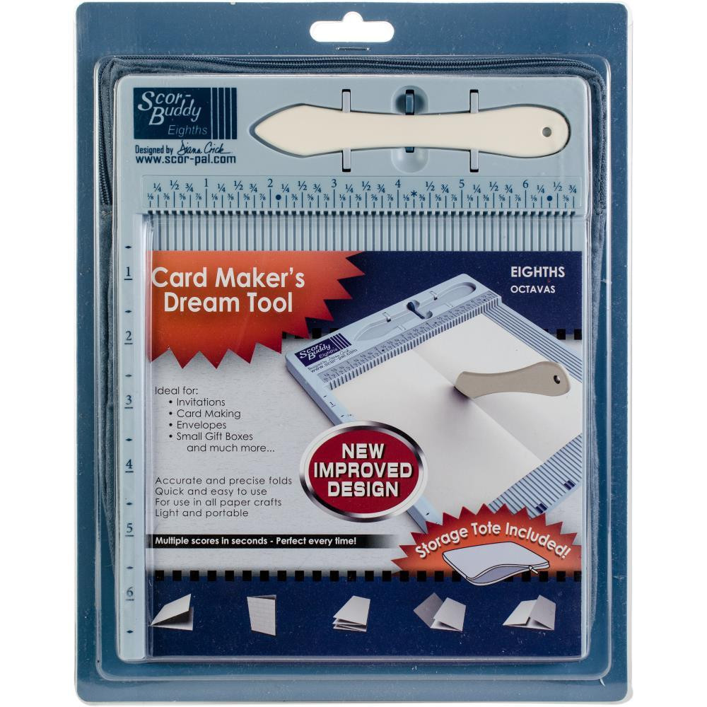 Scor-Buddy Mini Scoring Board 9x7.5 - 718122188949
