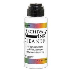 Ranger Archival Ink Cleaner, 2oz Dabber -