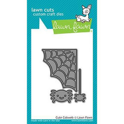Lawn Cuts Dies, Cute Cobweb - 035292668553
