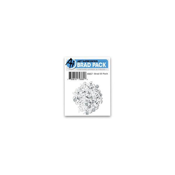 Art Impressions Brad Pack - Silver - 750810793653